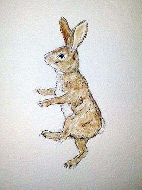perhaps rabbits dance…